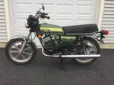 1976 Yamaha RD400 Low Mileage