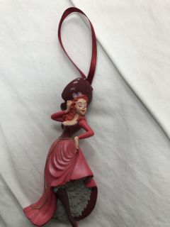 Disney We wants the red head limited edition ornament