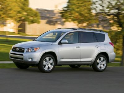 2007 Toyota RAV4 Limited ()