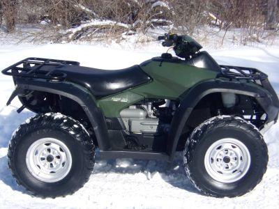 2007 Honda FourTrax Rincon ATV Utility Mukwonago, WI