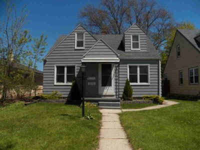1120 S 114th St West Allis Three BR, Neat and clean 2 story Cape