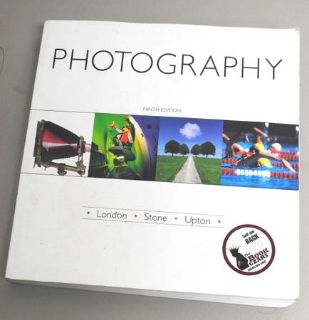 Photography Ninth Edition textbook