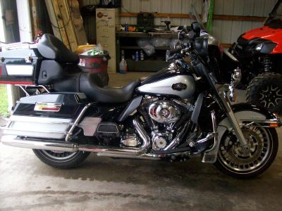 2013 Harley-Davidson Ultra Classic Electra Glide Touring Motorcycles Wisconsin Rapids, WI