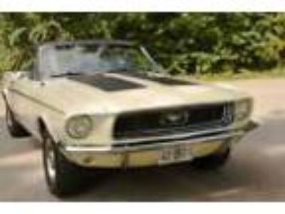 1968 Ford Mustang 1968 Ford Mustang Coupe 302 V8, J-Model; Shipping Included!!