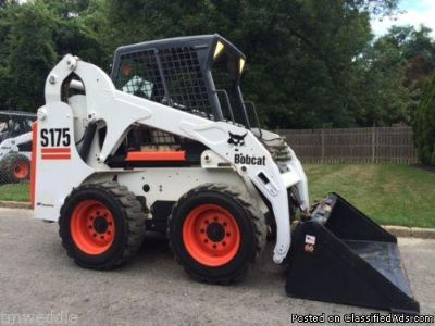 Low Price$$$2006 BOBCAT S175 RUBBER