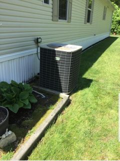 Mobile Home A/C