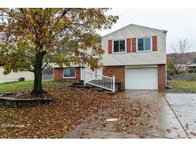 3 Bed 1 Bath Foreclosure Property in Pittsburgh, PA 15239 - Catskill Dr
