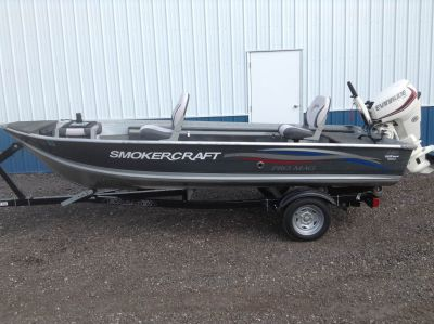 2015 Smoker Craft 140 Pro Mag Jon Boats Hutchinson, MN