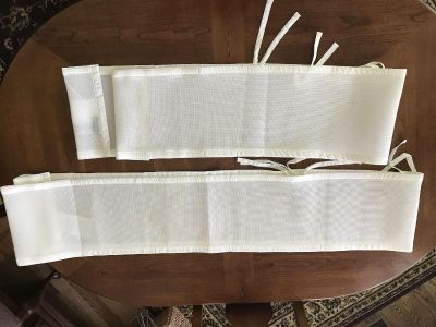BreathableBaby Crib Bumpers