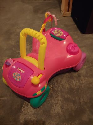 Playschool Walker / Ride on car