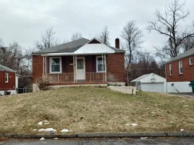 2 Bed 1 Bath Foreclosure Property in Saint Louis, MO 63136 - Fletcher St