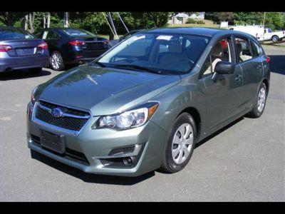 2015 Subaru Impreza 2.0i (Jasmine Green Metallic)