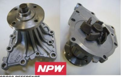 Buy FOR 86-92 TOYOTA SUPRA CRESSIDA 3.0L WATER PUMP NPW NEW motorcycle in Paramount, California, United States, for US $67.95