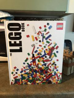 LEGO book. History, ideas, facts, etc. Perfect for any LEGO fan!