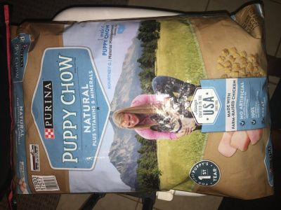 Purina Puppy Chow 15.5 lb