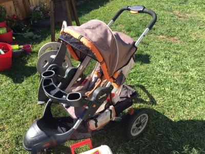 Jeep Jogger Stroller $75