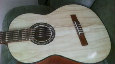 Acoustic Guitars from Paracho, Mexico