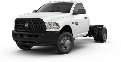 2018 RAM Ram 3500 Chassis Cab