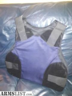 For Sale/Trade: {{ Patriot 3A Concealable Body Armor NEW/Unworn}}