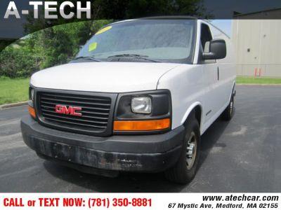 2005 GMC Savana 2500 2500 (White)