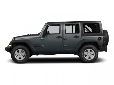 2015 Jeep Wrangler Unlimited Sahara (Anvil Clearcoat)