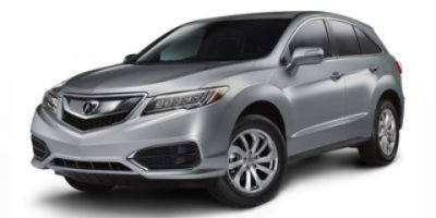 2017 Acura RDX Base (White Diamond Pearl)