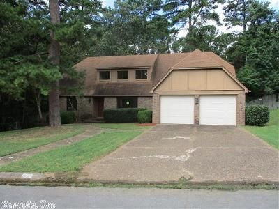 4 Bed 3 Bath Foreclosure Property in Little Rock, AR 72227 - Echo Valley Ct