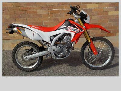 2016 Honda CRF250L Dual Purpose Motorcycles San Antonio, TX