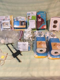 Lot of Baby Safety Items