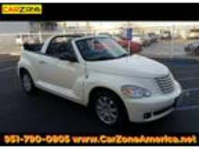 2007 Chrysler PT Cruiser Touring 2.4L Turbo I4 180hp 210ft. lbs.