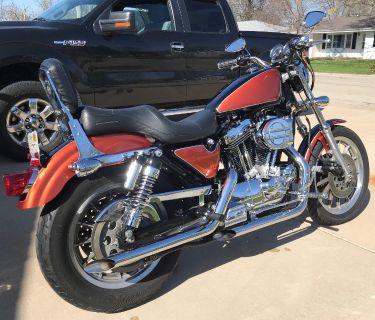 1997 Harley-Davidson SPORTSTER 1200 SPORT