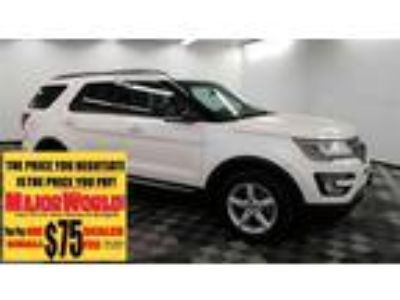 $27900.00 2016 FORD Explorer with 38618 miles!