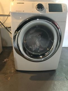 Samsung HE front load washer and dryer