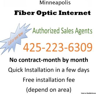 FIBER OPTIC INTERNET-DIRECT TV