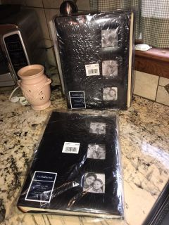 Live laugh love Croft & Barrow Photo albums 4x6 prints up to 300 photos. NEW WAS $29 KOHLS $25 BOTH!