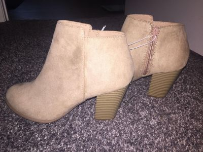 Old Navy Booties New W/Tags