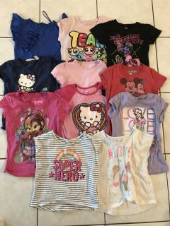 Large lot of Girls top- Size 5-6 - Thickson & Rossland, Whitby