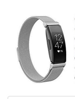 Brand new SWEES Metal Band Compatible Fitbit Inspire and Fitbit inspire HR