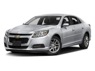 2016 Chevrolet Malibu LT (Silver Ice Metallic)