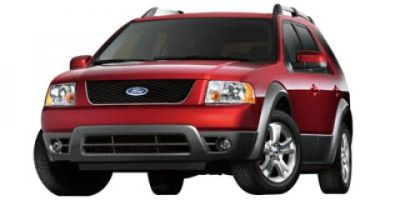 2006 Ford FreeStyle SEL (Redfire Clearcoat Metallic)