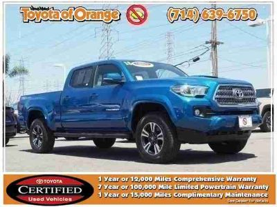 Used 2016 Toyota Tacoma 2WD Double Cab LB V6 AT