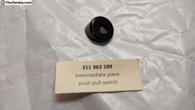311 963 109, NOS Intermediate piece - push/pull
