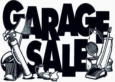 The Mega Fantastic Outlandish Garage Sale!