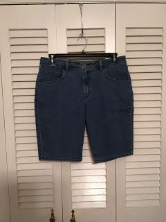 Riders by Lee. 14. Denim shorts. Pick up at Target in McCalla on Thursday s 5:15 - 6:00