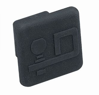 Purchase Draw-Tite 2211 Economy Hitch Receiver Tube Cover motorcycle in Ocala, Florida, United States, for US $12.30