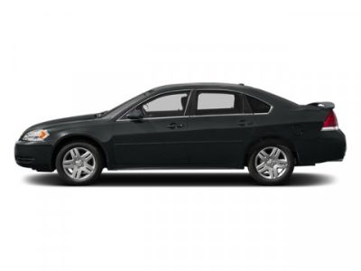 2014 Chevrolet Impala LT (Ashen Gray Metallic)