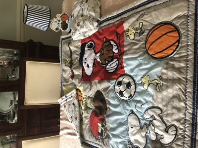 Baby/Toddler Bedding