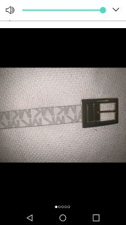Michael Kors Reversible Belt Size small