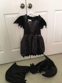 Bat Witch costume! High quality. My absolute favorite! Size 8. $15