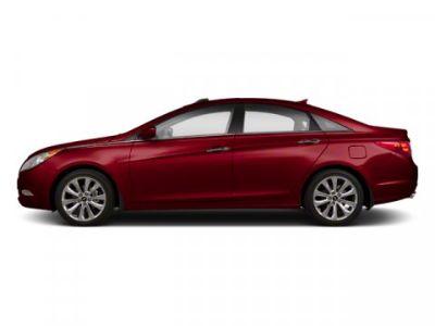 2011 Hyundai Sonata Limited (Venetian Red Metallic)